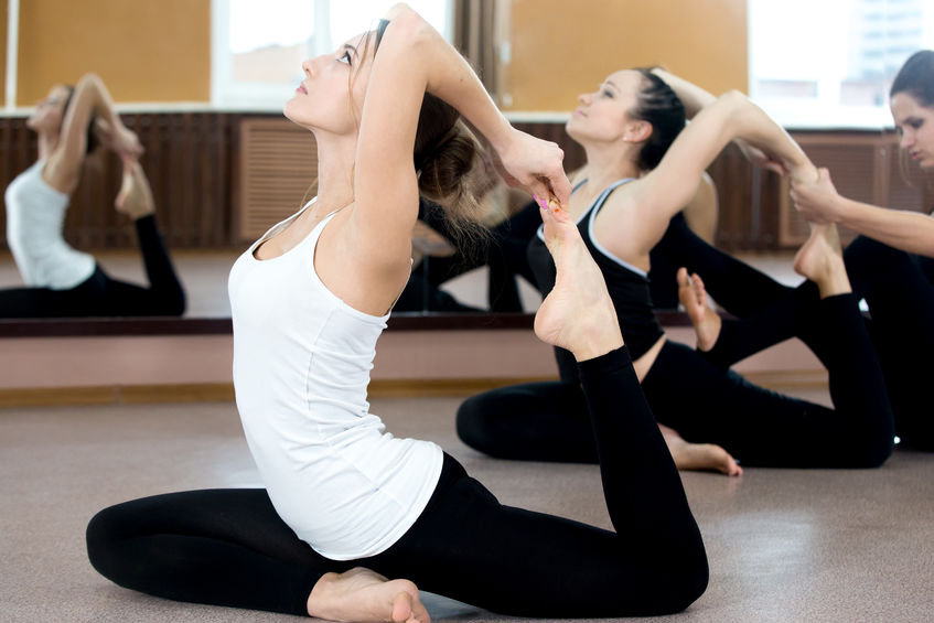 Pilates Grenoble Yoga Vinyasa